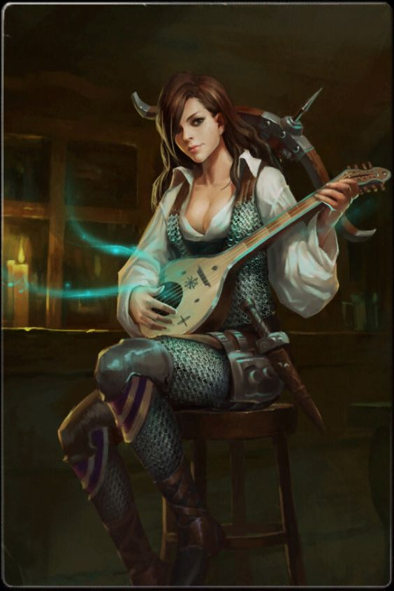 Crossbow Bard