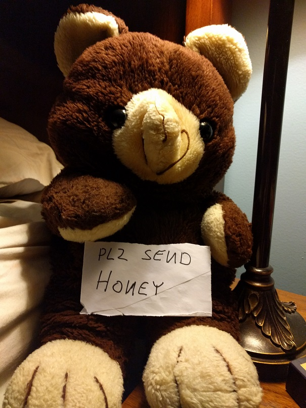 Send Honey!