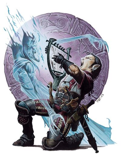 JoshuaD's New Bard Handbook   Dungeons and Dragons 3 5 (DND 3 5)