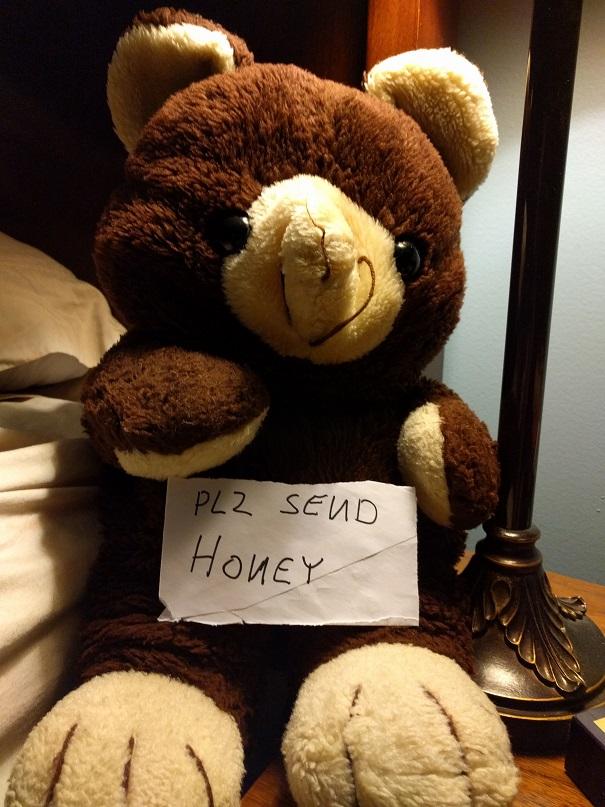 Send Honey!